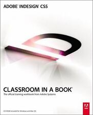 Adobe InDesign CS5 Classroom in a Book by Adobe Creative Team