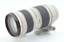 Canon EF Zoom Lens 70-200mm f2.8L USM Excellent++!