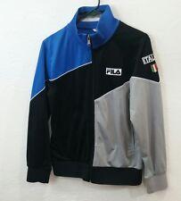 Fila Sport Italia Sports Jacket Size Boys M (18-20)