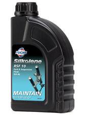 Silkolene RSF 10 Racing Suspension Fluid 10W - 1 Litre