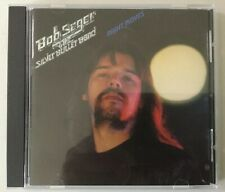 Bob Seger & The Silver Bullet Band - Night Moves Rare Printing CD Capitol Record
