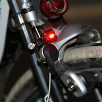 Brake Light Red LED Tail Light Safety Warning Light for Bike Bicycle Cycling AU
