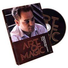 Arte de la Magia por Wayne Houchin - DVD - Juegos Prestigio y Magia