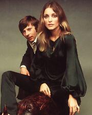 Sharon Tate and Roman Polanski 8x10 Photo 01