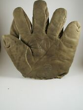 Vintage Simmons American baseball glove