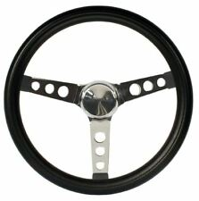"TYPE 3 Steering Wheel, Grant 13.5"" 3 Spoke 3 1/2"" Dish - AC400GT838"