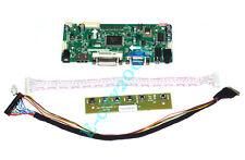 VGA+DVI+HDMI+AUDIO LCD Controller Board for LTN101NT02 Panel 1024×600 NEW