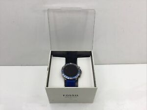 Google, Fossil Smartwatches, Blue, DW10F2