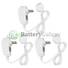 3 HOT! NEW Wall Charger for Apple iPod Nano 3G 4G 5G 6G 2nd 3rd 4th 5th 6th Gen