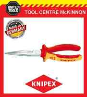 VBW 596305 Dip-Coat Insulated VDE-Combination Plier 160 mm Red//Silver