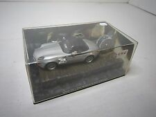 AD380 FABBRI UH JAMES BOND 007 BMW Z8 1/43 N° 4 THE WORLD IS NOT ENOUGH
