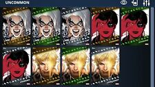 Topps Marvel Collect Lucky 9 Card Set (digital)