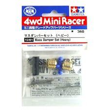 TAMIYA ACCESSORI MINI 4WD MASS DAMPER SET HEAVY ART 15401