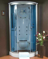 Steam Shower Room w/Hydro Massage,termostatic,ozone,Bluetooth,USA Warranty