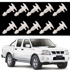 10 For Nissan Frontier Pathfinder Xterra Wheel Arch Fender Flare Liner Clips