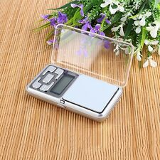 Mini Pocket Electronic Baking Weight Digital Scale Home Kitchen Jewelery Durable