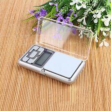 Pocket Digital Scale Kitchen Jewelery Baking Weight 500g-0.1g Electronic Mini