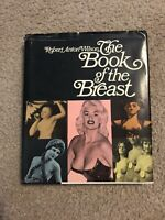 The Book of the Breast by Wilson, Robert Anton 1st Edition HC DJ 1974