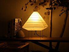Isamu Noguchi AKARI Floor Table Lamp Japanese Washi Paper Light Handcraft F/S