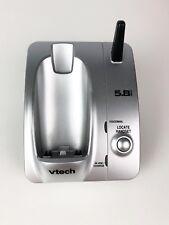 VTech IA5823 5.8 GHz BASE ONLY Model Gray Silver