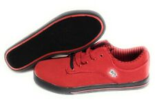 Mens Vlado Spectro 3 IG-1063-502 Red Black Canvas Sneakers Shoes