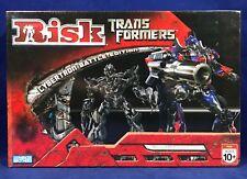 New - TRANSFORMERS Edition RISK GAME - Cybertron Battle Edition - HASBRO 2007