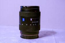 Sony Carl Zeiss Vario-Sonnar T DT 16-80 mm F/3.5-4.5 DT ZA Objektiv (SAL1680 Z)