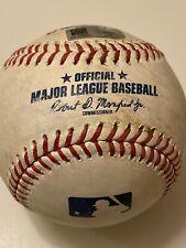 MLB Authenticated - Michael Conforto SINGLE to Jesse Winker off Josh Osich