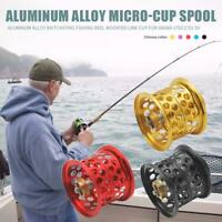 Aluminum Alloy Low Profile Casting Fishing Reel Line Cup for DAIWA Steez/SS Tool