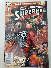 TALES OF THE SINESTRO CORPS: CYBORG SUPERMAN #1 (2007) ONE-SHOT SPECIAL DC NM