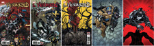 (2018) VENOMIZED #1 2 3 4 5 COMPLETE SET! Venom! 1-5!