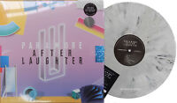 PARAMORE LP After Laughter GREY Marbled Vinyl + Full Downloads NEW 2017