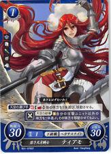 Fire Emblem 0 Cipher Awakening Trading Card Cordelia Tiamo B01-076ST Young Geniu