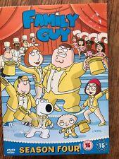 FAMILY GUY ~ Temporada 4 ~ Culto Animación Comedia Serie de TV Disco 2GB DVD