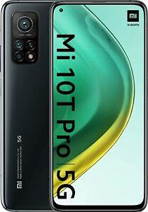 Xiaomi Mi 10t Pro 8gb 256gb-Cosmic Black (Dual Sim) 5g UK entsperrt-BRANDNEU