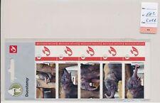 LM79405 Belgium elephant animals wildlife booklet MNH fv 5,05 EUR