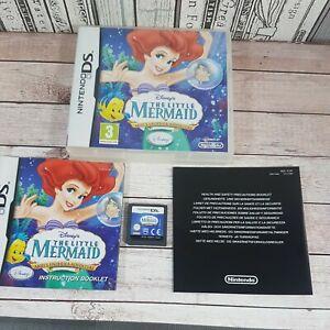 Disney The Little Mermaid: Ariel's Undersea Adventure (Nintendo DS, 2006)