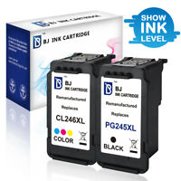 Replacement PG-245XL & CL-246 XL for Canon Pixma MG2525 MG2920 MG2922 MG2924