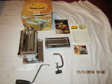 Preowned Marcato Pasta Maker Atlas Model No. 150,  Made in Italy