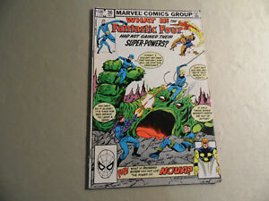 What If #36 (Marvel 1982) Fantastic Four / Free Domestic Shipping