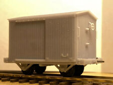 Hon3 D&RGW Billmeyer and Smalls Box Car 14'
