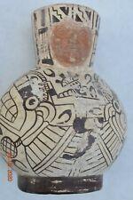 """Sale! Pre Columbian Moche Bowl 5"""" Prov"""