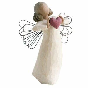 Willow Tree Engel WITH LOVE by Susan Lordi | Angel Dekofigur Mit Liebe Figur NEU