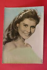MARISA ALLASIO 1960' ORIGINAL EXYU TINTED POSTCARD PHOTO