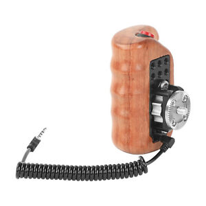 CAMVATE Right Side Remote Control Handle Grip W/ DMW-RS1 Shutter Control Cable