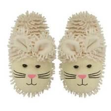 40 Pantofole da donna bianchi