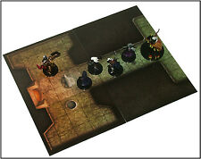 Dungeons & Dragons THE DWARVEN FORGE Gamemastery D&D Map Tiles - Shrines