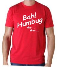 Unbranded Christmas Short Sleeve T-Shirts for Men