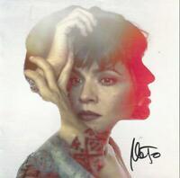 Norah Jones Autographed Begin Again CD #1