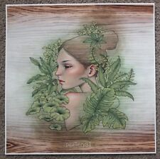 Repose print by Audrey Kawasaki signed and numbered
